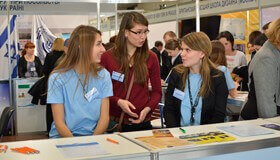 WEBA Education Fairs - Kiev, Ukraine